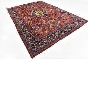 8' x 11' 8 Golpayegan Persian Rug
