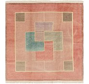 Link to 7' 4 x 7' 4 Nepal Square Rug