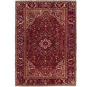 Link to 8' x 11' 4 Heriz Persian Rug
