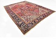 Link to 8' 7 x 11' 10 Heriz Persian Rug