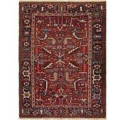 Link to 7' 2 x 9' 7 Heriz Persian Rug