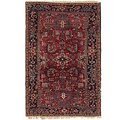 Link to 6' 2 x 9' 6 Heriz Persian Rug