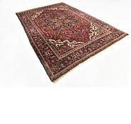 Link to 6' 9 x 9' 7 Heriz Persian Rug