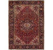 Link to 8' 6 x 12' Heriz Persian Rug