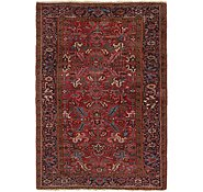 Link to 7' 7 x 10' 9 Heriz Persian Rug
