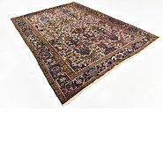 Link to 7' 4 x 10' 2 Heriz Persian Rug