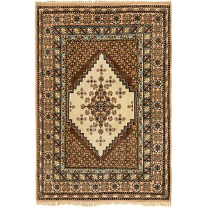 Link to 6' 7 x 9' 9 Moroccan Rug item page