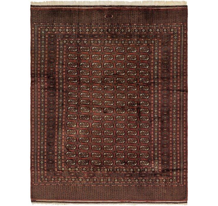 213cm x 275cm Bokhara Oriental Rug