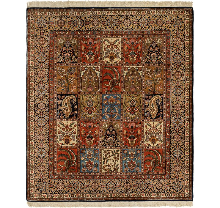 8' 4 x 10' Sarough Rug