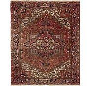 Link to 9' 2 x 11' 3 Heriz Persian Rug