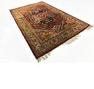 Link to 6' 6 x 9' 10 Jaipur Agra Rug