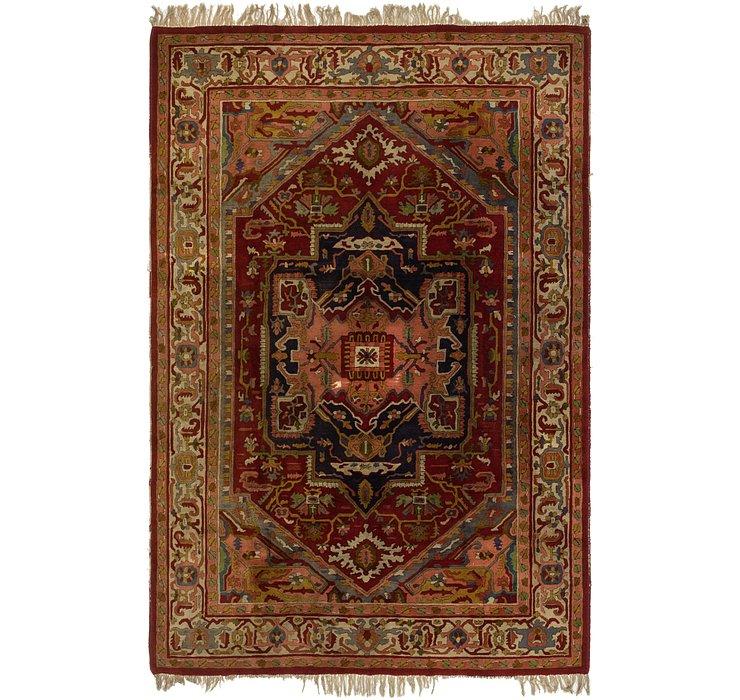 6' 6 x 9' 10 Jaipur Agra Rug