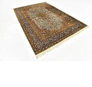 Link to 190cm x 282cm Kashmir Oriental Rug