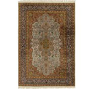 Link to 6' 3 x 9' 3 Kashmir Oriental Rug