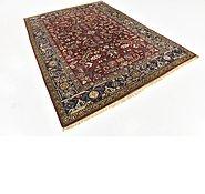 Link to 6' 7 x 9' 3 Heriz Persian Rug