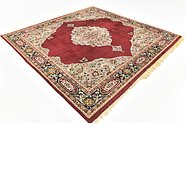 Link to 8' 3 x 8' 4 Kerman Square Rug