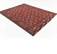 Link to 6' 5 x 8' Torkaman Persian Rug