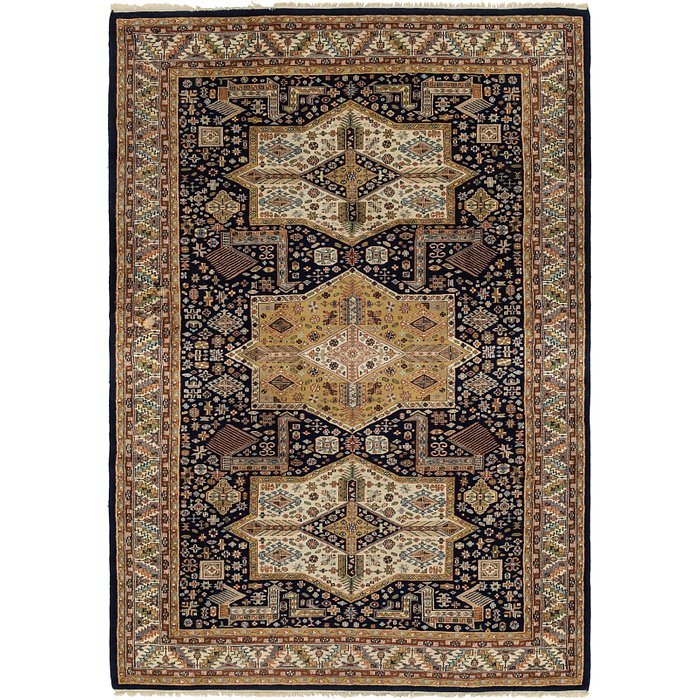 6' 2 x 9' Jaipur Agra Oriental Rug