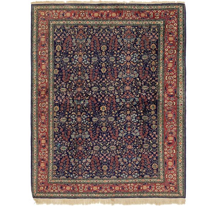 6' 4 x 8' 3 Hereke Oriental Rug