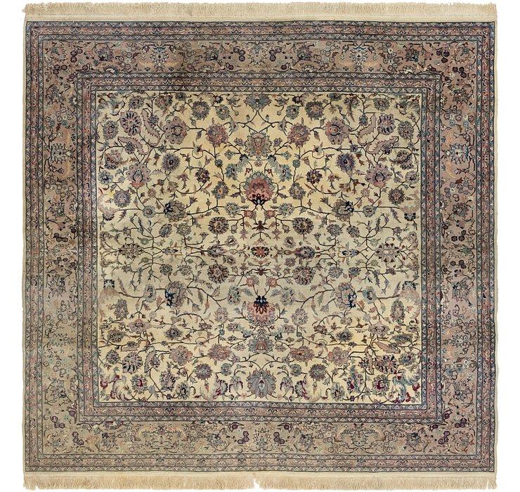 8' 2 x 8' 4 Tabriz Oriental Square ...