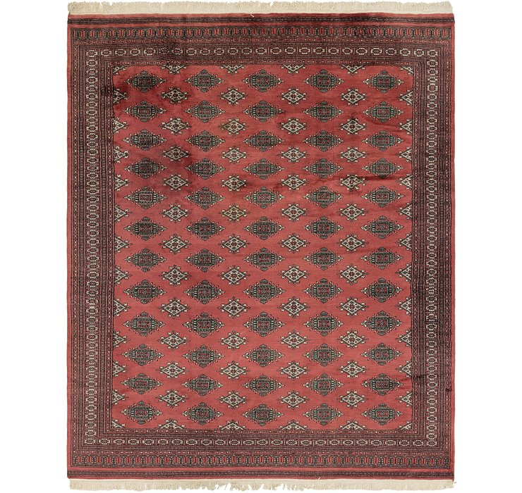 8' 3 x 10' Bokhara Oriental Rug