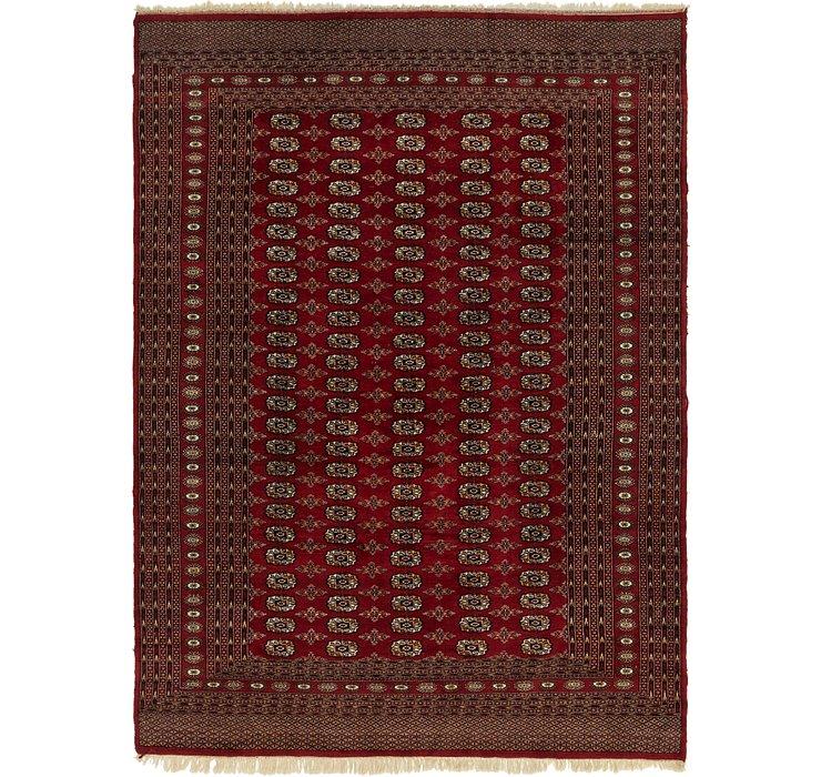 220cm x 300cm Bokhara Oriental Rug
