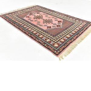 6' 8 x 9' 8 Moroccan Rug