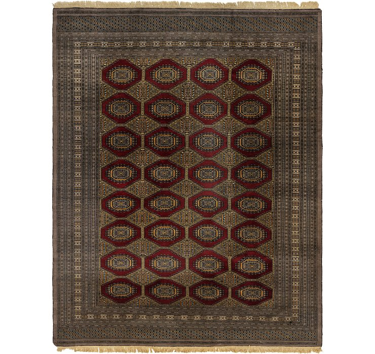 8' x 10' 5 Bokhara Oriental Rug