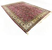 Link to 8' 5 x 11' 6 Kashan Oriental Rug
