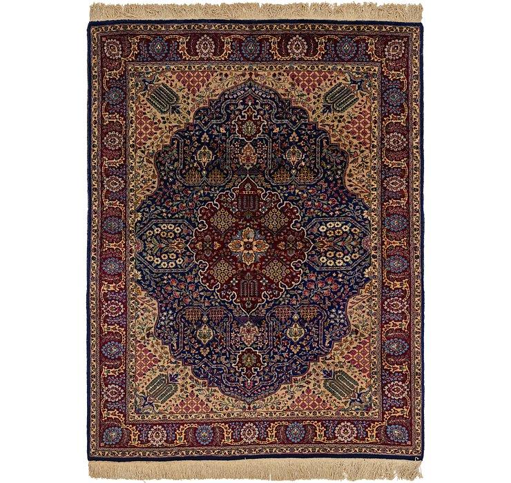 9' x 12' Tabriz Persian Rug