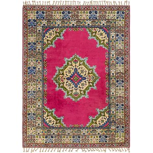 Link to 6' 9 x 9' 4 Moroccan Oriental Rug item page
