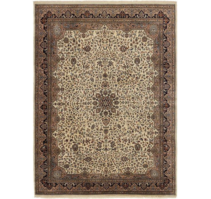 9' 6 x 13' 3 Tabriz Oriental Rug