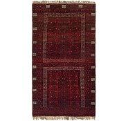 Link to 163cm x 305cm Afghan Akhche Rug