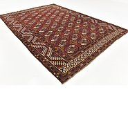 Link to 7' 7 x 10' 8 Afghan Akhche Rug