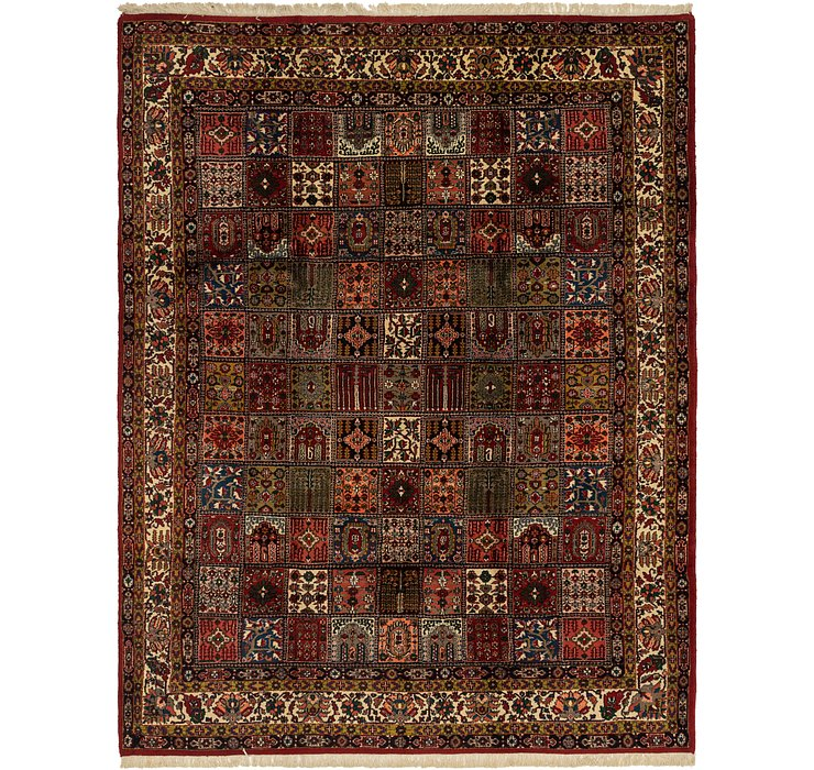 8' 8 x 11' 7 Sarough Oriental Rug