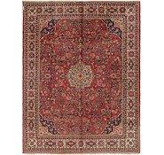 Link to 10' 6 x 14' Sarough Persian Rug