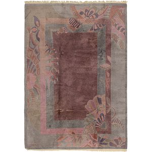 HandKnotted 8' x 11' 6 Nepal Rug