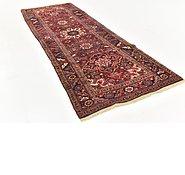 Link to 3' 8 x 11' 2 Heriz Persian Runner Rug