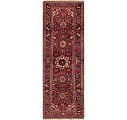 Link to 3' 8 x 11' 2 Heriz Persian Runner Rug