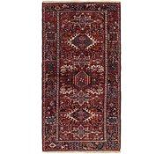 Link to 4' 5 x 8' 5 Gharajeh Persian Runner Rug