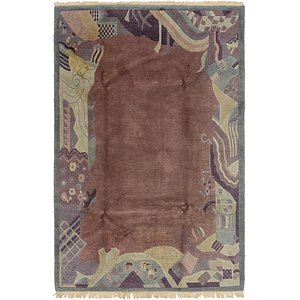 HandKnotted 6' 8 x 10' Nepal Rug