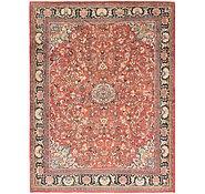 Link to 10' 9 x 14' Meshkabad Persian Rug