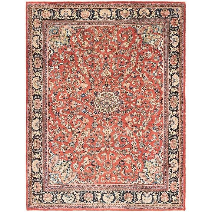10' 9 x 14' Meshkabad Persian Rug