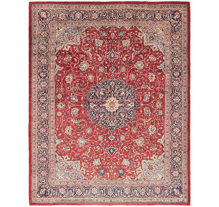 10' 3 x 13' 2 Sarough Persian Rug
