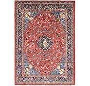 Link to 9' 9 x 13' 8 Sarough Persian Rug