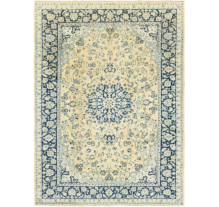 9' 9 x 13' 2 Isfahan Persian Rug