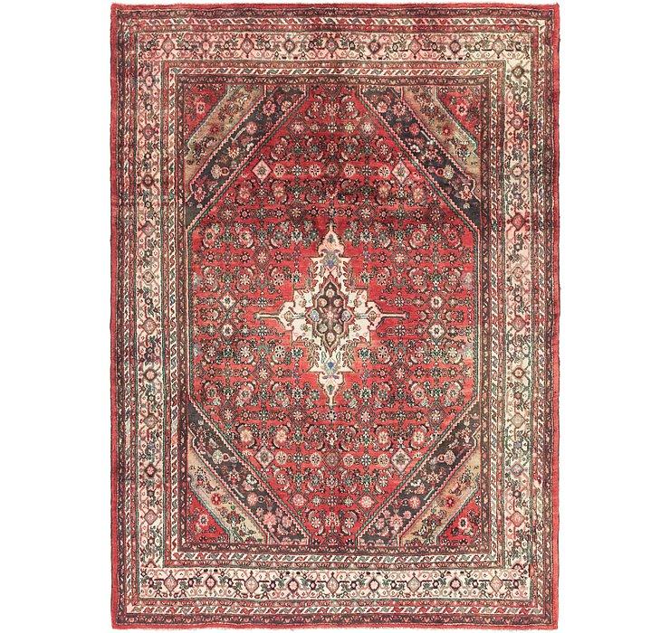 7' x 10' Darjazin Persian Rug