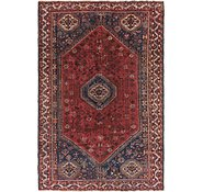 Link to 7' x 10' 7 Shiraz Persian Rug