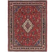 Link to 8' 10 x 11' 9 Hamedan Persian Rug