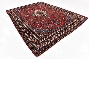 8' 10 x 11' 9 Hamedan Persian Rug